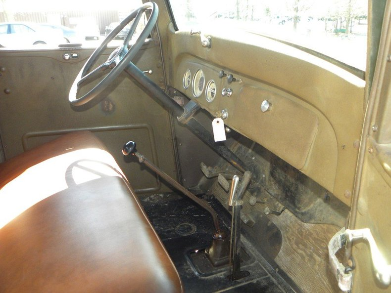 1936 Chevrolet Half Ton Image 41