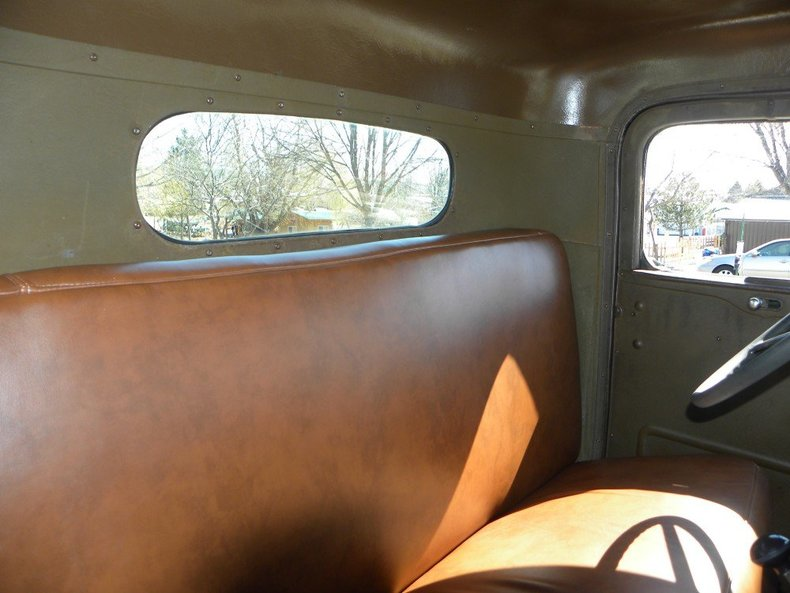 1936 Chevrolet Half Ton Image 47