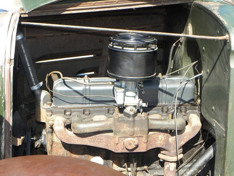 1936 Chevrolet Half Ton Image 51