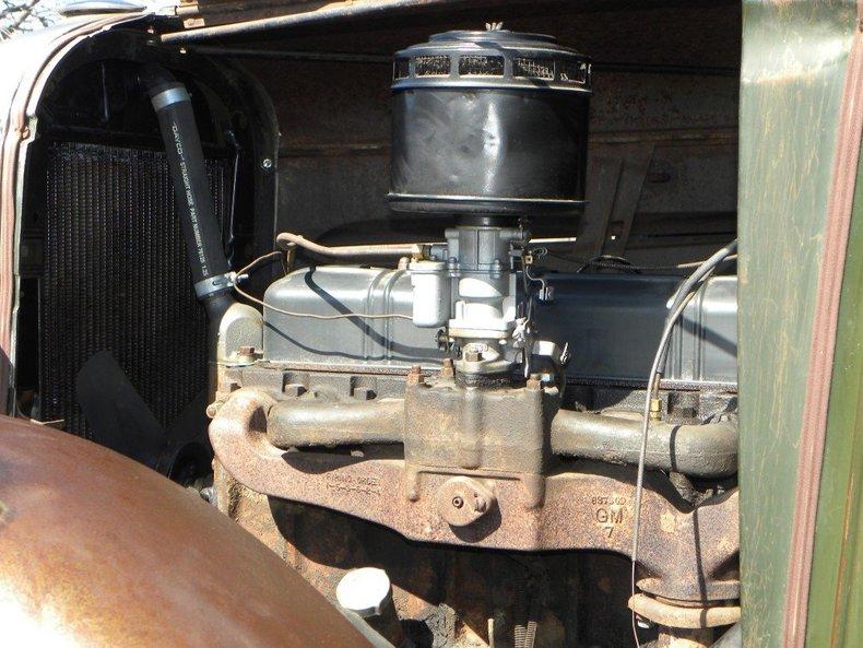 1936 Chevrolet Half Ton Image 52