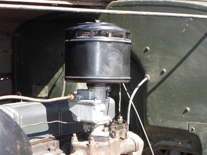 1936 Chevrolet Half Ton Image 53