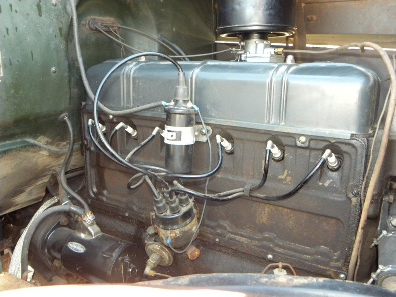 1936 Chevrolet Half Ton Image 54