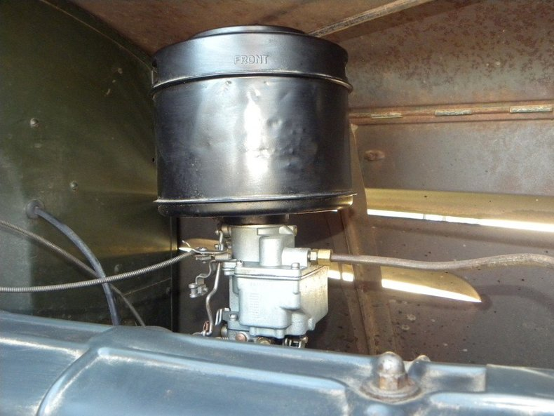 1936 Chevrolet Half Ton Image 55