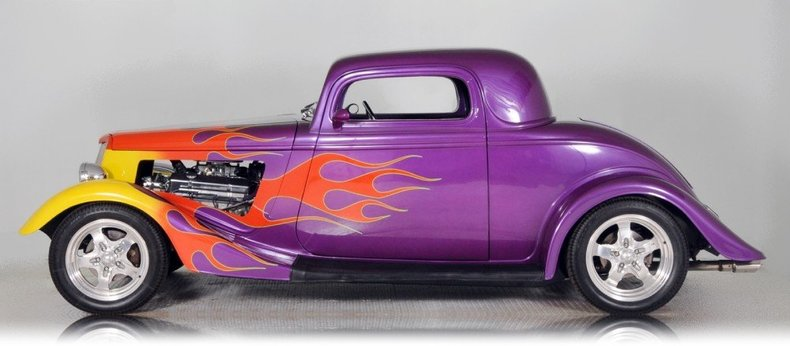 1934 Ford  Image 33