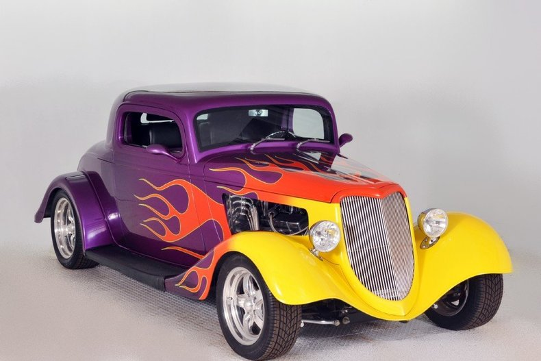 1934 Ford  Image 21