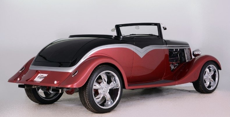 1934 Ford Custom Image 3