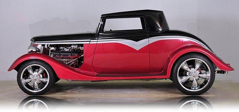 1934 Ford Custom Image 8