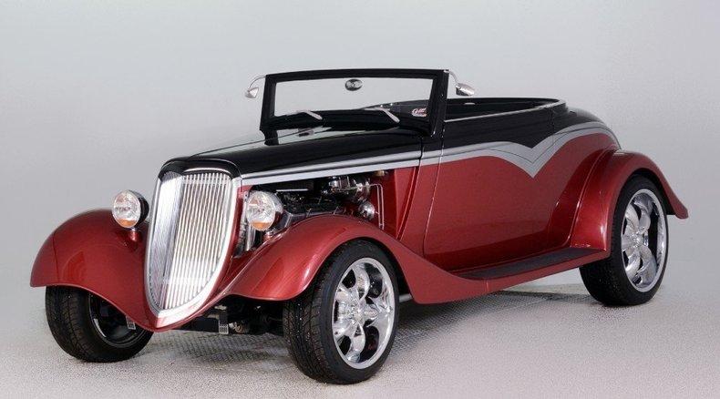 1934 Ford Custom Image 14