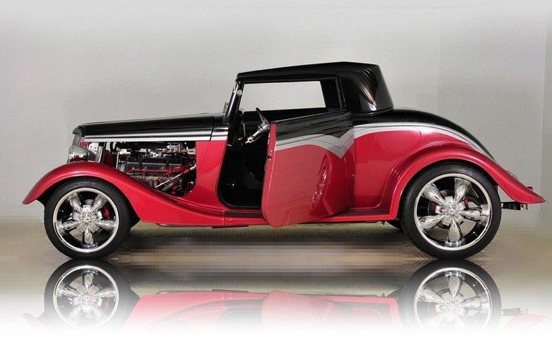 1934 Ford Custom Image 21