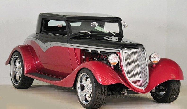 1934 Ford Custom Image 23
