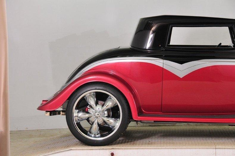 1934 Ford Custom Image 29