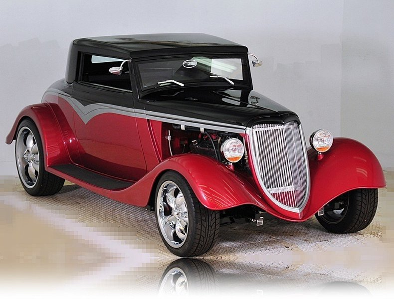1934 Ford Custom Image 35
