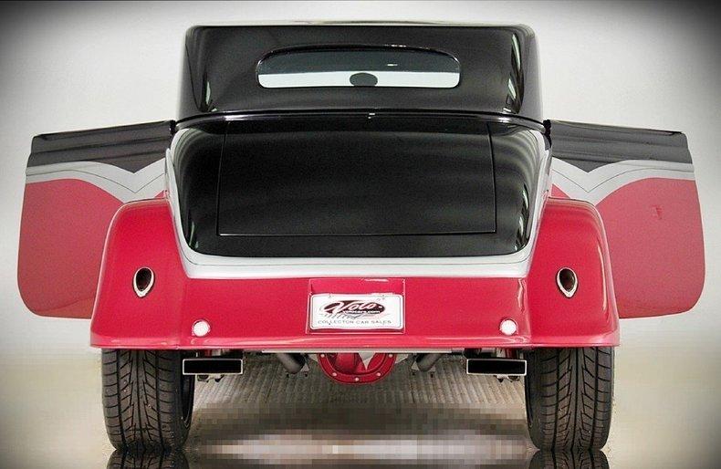 1934 Ford Custom Image 40
