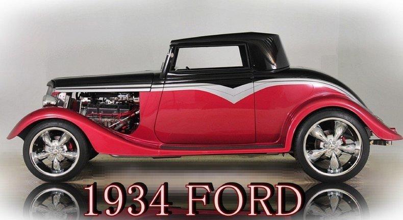 1934 Ford Custom Image 41