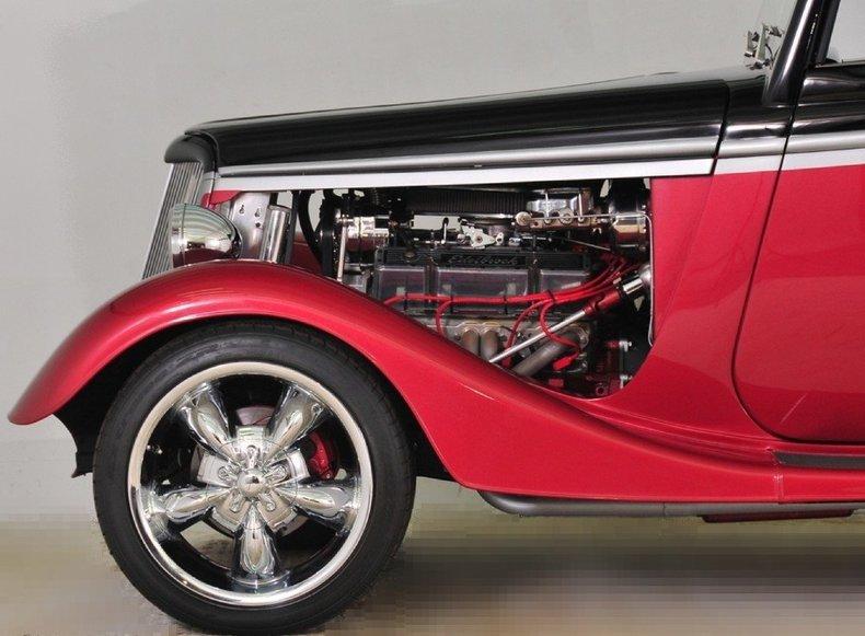 1934 Ford Custom Image 44