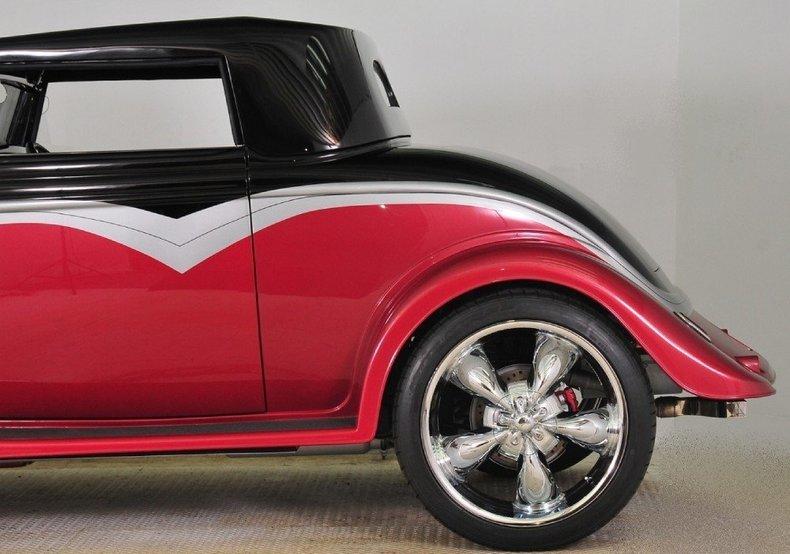 1934 Ford Custom Image 46