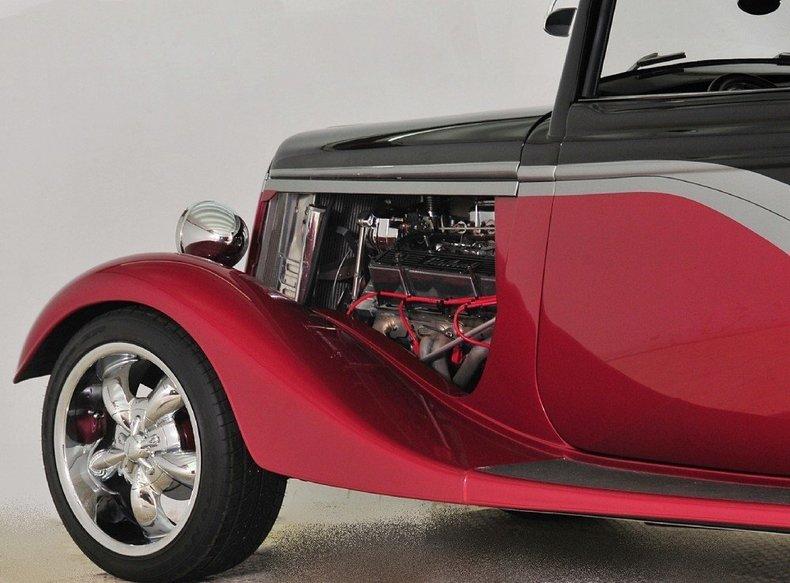 1934 Ford Custom Image 50