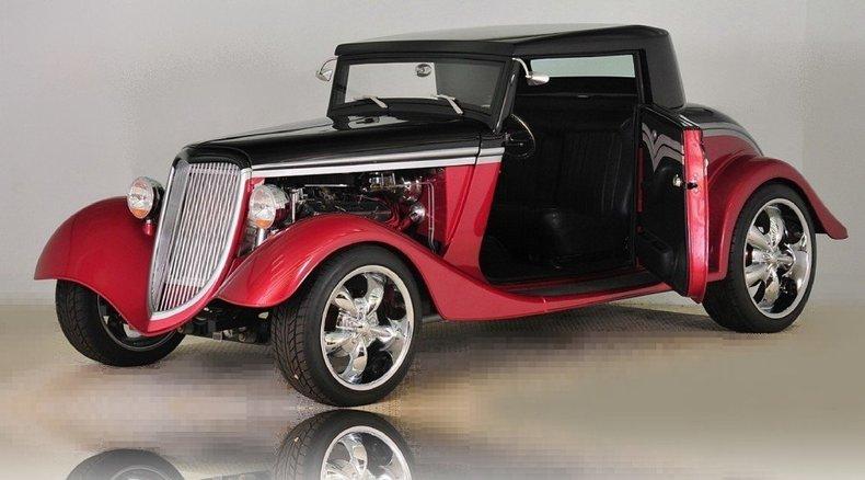 1934 Ford Custom Image 58