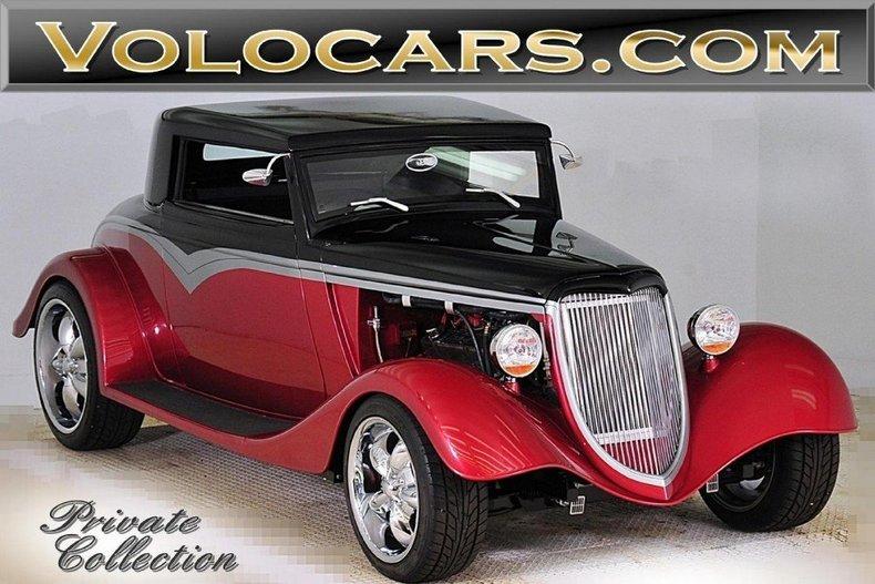 1934 Ford Custom Image 70