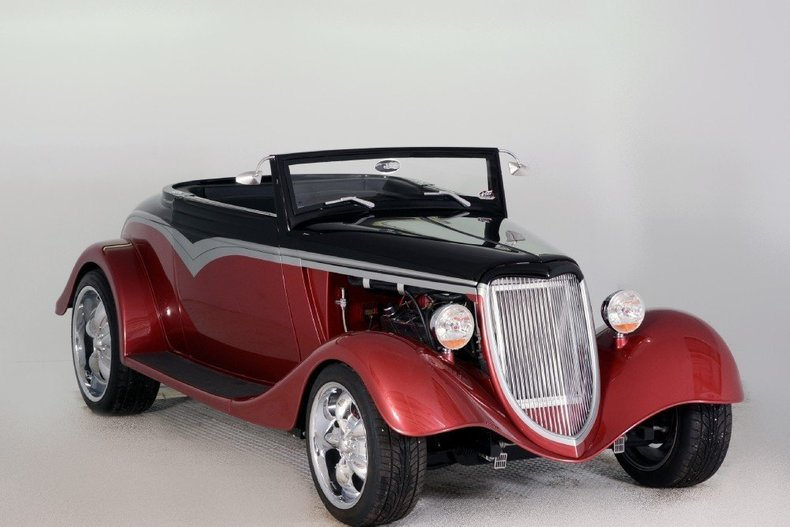 1934 Ford Custom Image 71