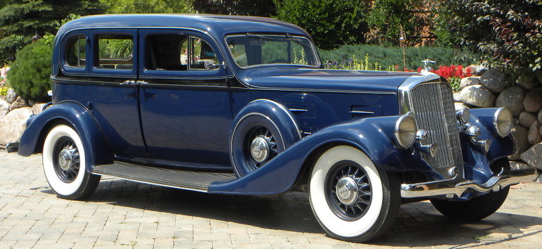 1934 Pierce Arrow 1240 A Image 3