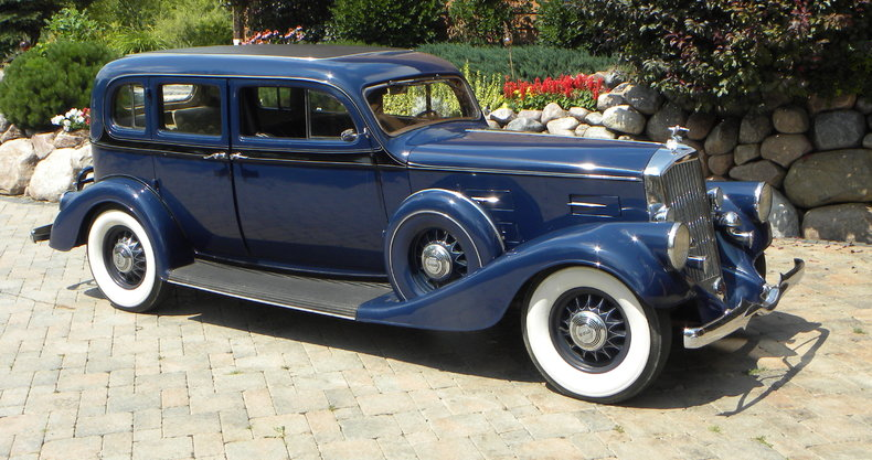 1934 Pierce Arrow 1240 A Image 4