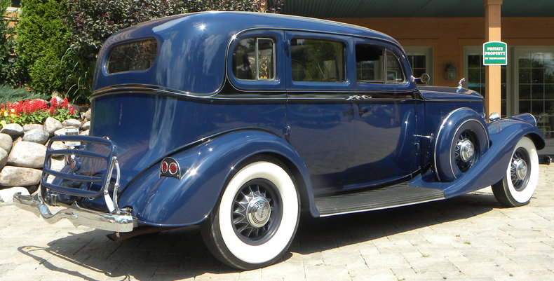 1934 Pierce Arrow 1240 A Image 7