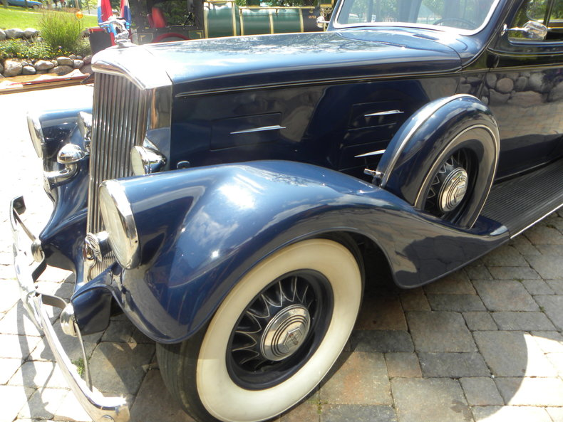 1934 Pierce Arrow 1240 A Image 29