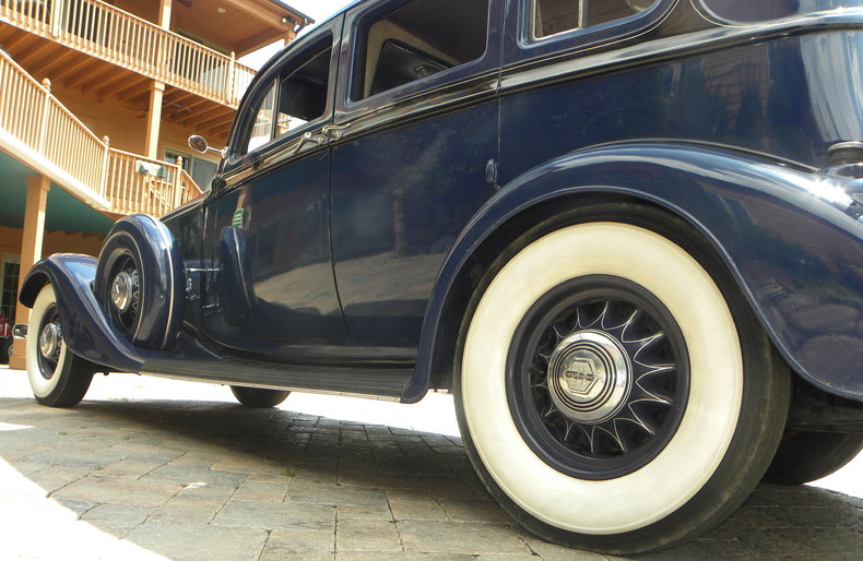 1934 Pierce Arrow 1240 A Image 33