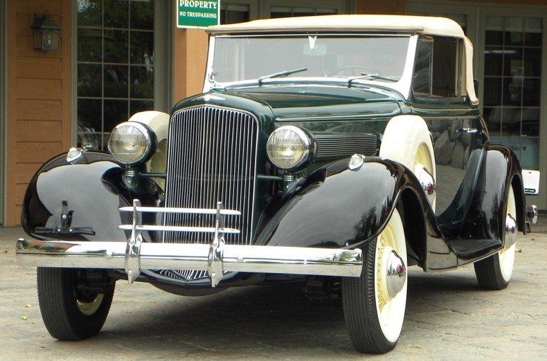 1934 Pontiac Series 603 Image 2