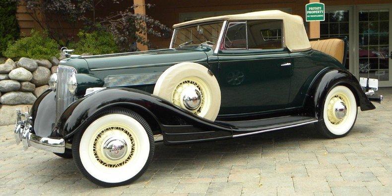 1934 Pontiac Series 603 Image 3