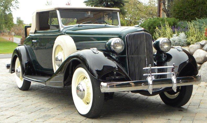 1934 Pontiac Series 603 Image 7