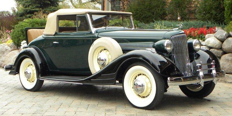 1934 Pontiac Series 603 Image 8