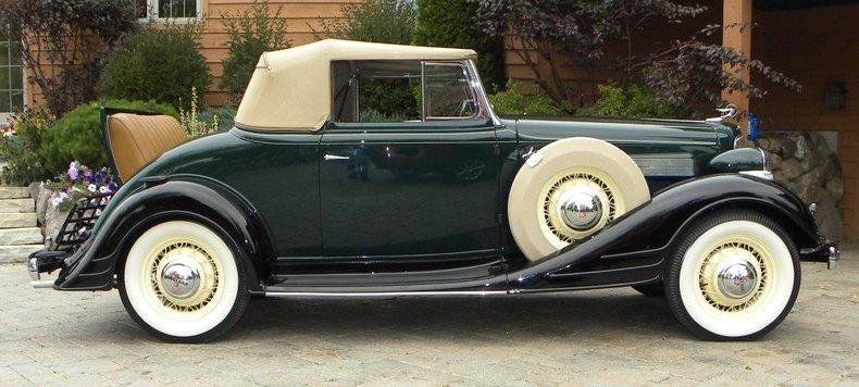 1934 Pontiac Series 603 Image 9