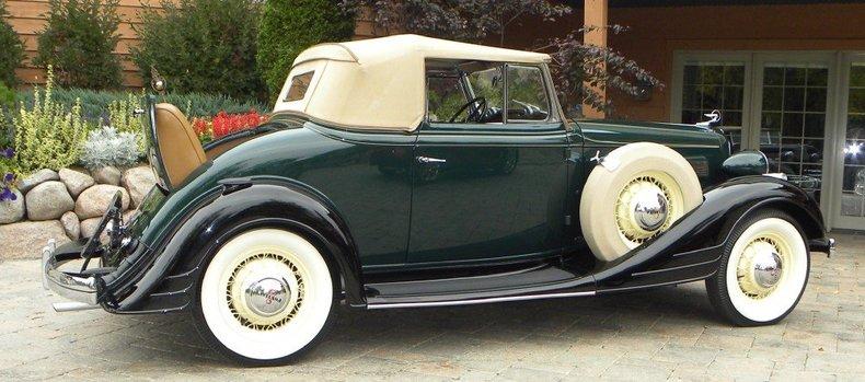 1934 Pontiac Series 603 Image 10