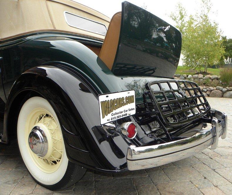 1934 Pontiac Series 603 Image 14