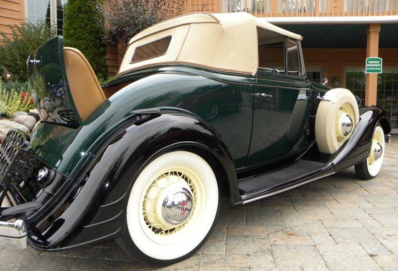 1934 Pontiac Series 603 Image 21