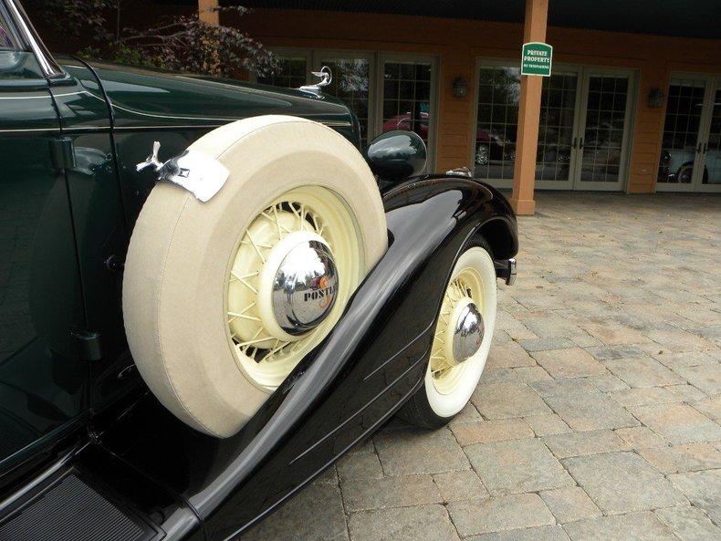 1934 Pontiac Series 603 Image 23
