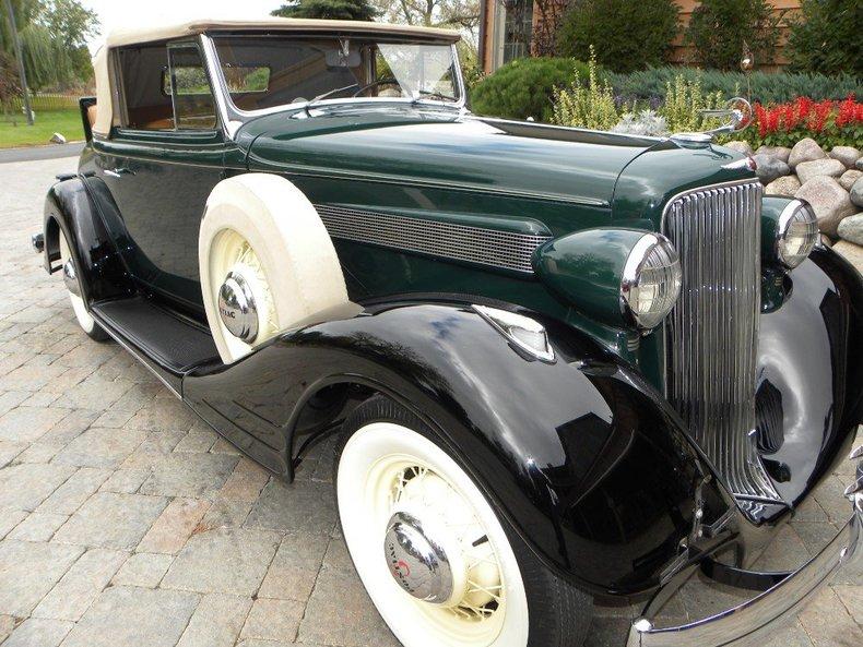 1934 Pontiac Series 603 Image 26