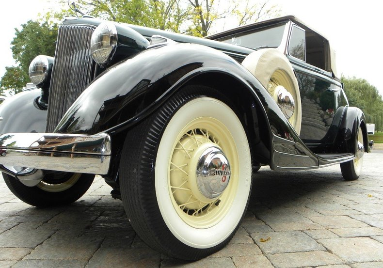 1934 Pontiac Series 603 Image 36