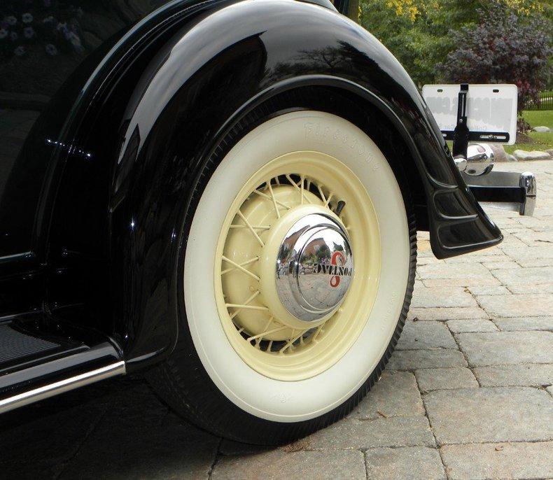 1934 Pontiac Series 603 Image 39