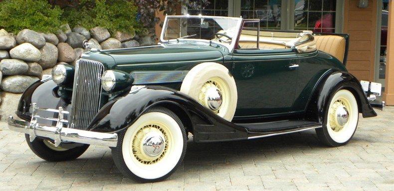 1934 Pontiac Series 603 Image 40