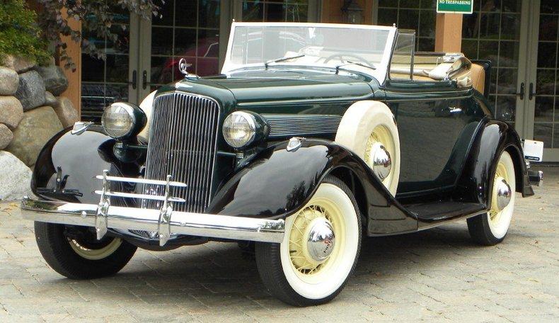 1934 Pontiac Series 603 Image 41