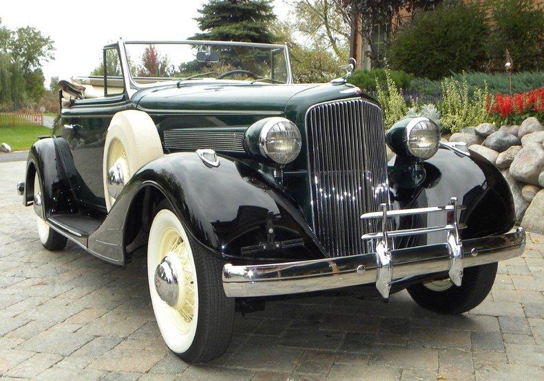 1934 Pontiac Series 603 Image 43