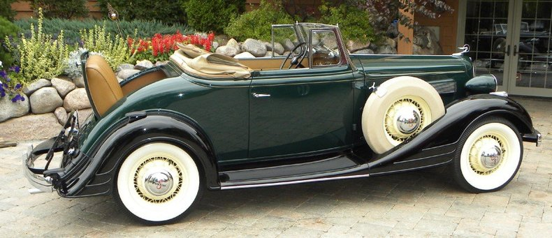 1934 Pontiac Series 603 Image 45