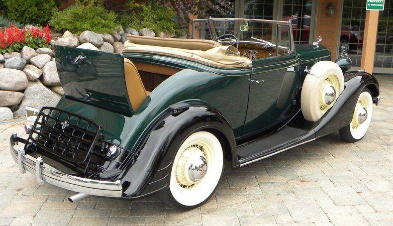 1934 Pontiac Series 603 Image 46