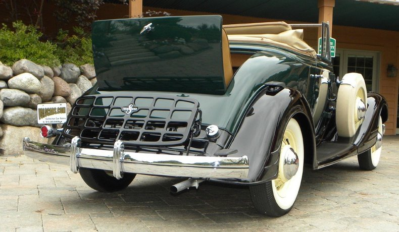 1934 Pontiac Series 603 Image 47