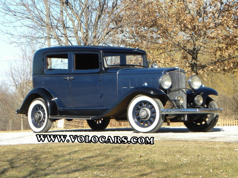 1932 Nash Series 980 Image 89