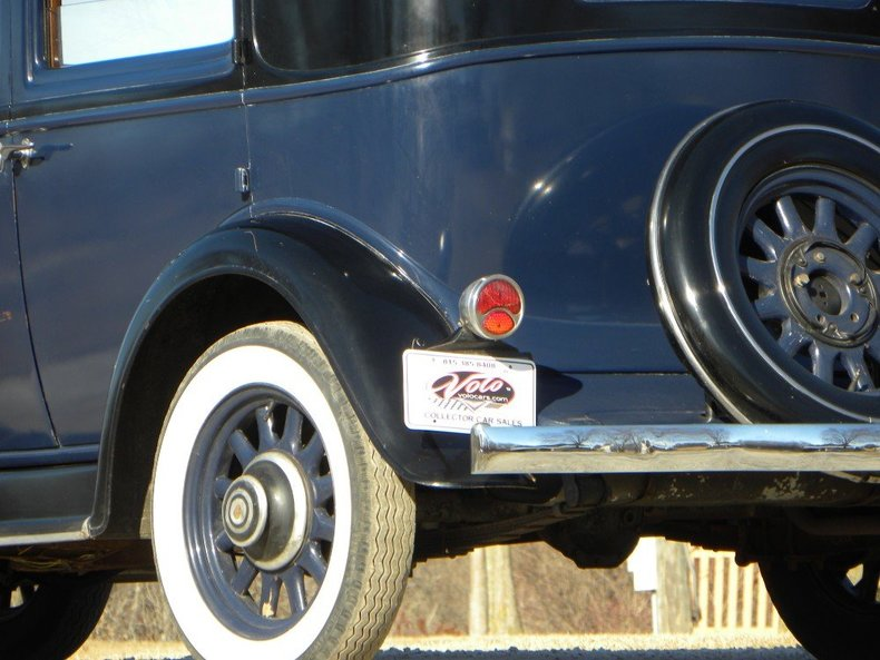1932 Nash Series 980 Image 79