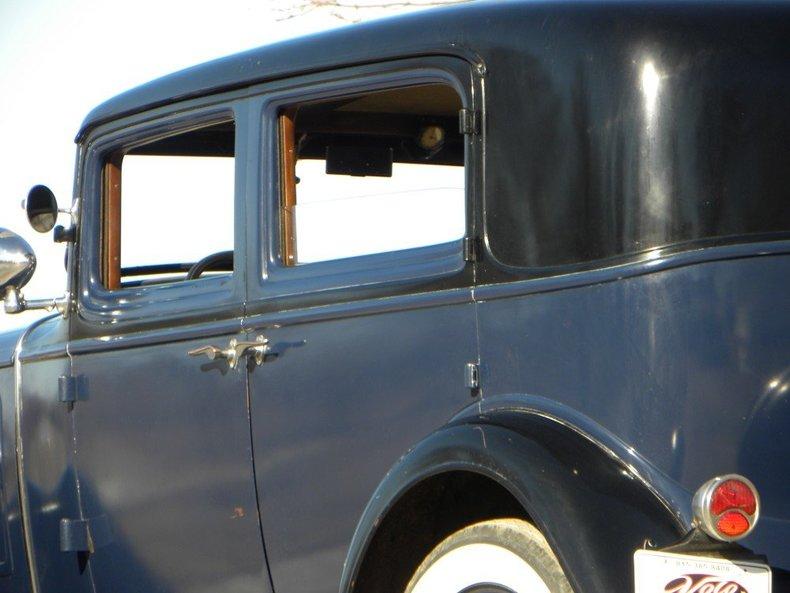1932 Nash Series 980 Image 29